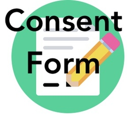 consent form icon